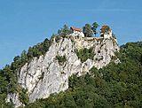 Donauradweg: Schloss Bronnen