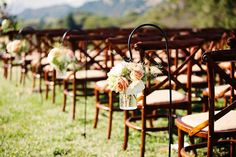 simplicity, if I do an outdoor wedding