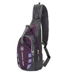 d5773e144b 10 Top 10 Best Shoulder Sling Backpacks in 2018 Reviews images ...