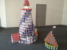 Loggerhead Turtle Canstruction 2013 Quot Canstruction Quot At