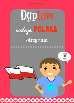 Dzieckiem bądź: Dyplomy na Święto Niepodległości Kindergarten, Origami, Crafts For Kids, Diy Crafts, Kids And Parenting, Projects To Try, Family Guy, Nursery, Classroom