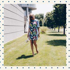Устройте себе маленький праздник и зайдите к нам за новинками  На фото:•летнее платье голубого цвета из лёгкого трикотажа 1220 гривен Размеры:S M И ещё много чего нового вы найдёте у нас на сайте www.dasti.me или в шоу руме которой находится по адресу:ул.Раисы Окипной д10Б,оф.8