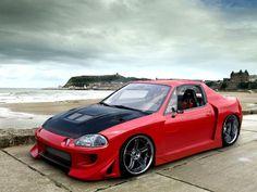 Honda Del Sol Body Kits | Yummy Widebody Sol - Honda Forum : Honda and Acura Car Forums