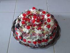 la cocina  dulce de mari carmen : tarta san antonio