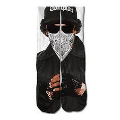 Compton Crew Socks