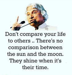 Kalaam sir, Aap k thoughts Me Jeevan shaili Aankhome Thale darshathi hy.Sapnebi Aap k kamaal ke hy. Apj Quotes, Life Quotes Pictures, Real Life Quotes, Life Lesson Quotes, Reality Quotes, True Quotes, Words Quotes, Motivational Quotes, Life Images
