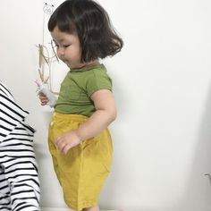 Cute Asian Babies, Cute Babies, Cute Baby Meme, Baby Girl Pictures, Baby Wallpaper, Comme Des Garcons, Pink Princess, Baby Shark, Little Babies