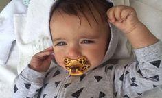 Yolanthe plaatst ode aan zoontje Xess Xava   Beau Monde