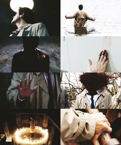 Castiel ~ Supernatural Fan Art