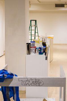Under Construction:  Resurfaced, Reformed: Evolution in Studio Ceramics, Tweed Museum of Art, August 19, 2014- August 1, 2015