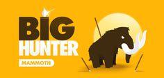 Big Hunter - a caccia di mammut con una fame pazzesca!