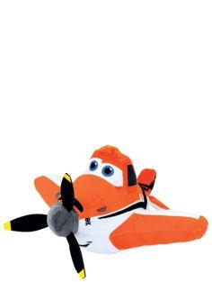 Pehmeä Dusty-lelu on pienen Lentsikka-fanin luottokaveri! Pirteän oranssi Dusty-pehmo on noin 25 cm pitkä, ja myös sen nokassa oleva propelli on pehmeää materiaalia. Käsinpesu.