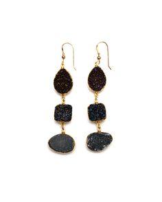 The Vivian Earrings by JewelMint.com, $150.00