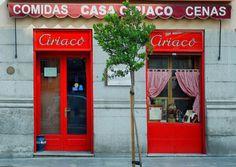 Casa Ciriaco, Madrid
