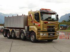 image not displayed Dump Trucks, Big Trucks, Track Bus, Cab Over, Heavy Truck, Heavy Equipment, Volvo, Finland, Tractors