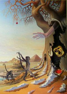 Increíble maestría de lo surrealista de Gyuri Lohmuller - Taringa!