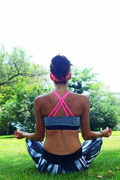 Summer Workout Guide: Yoga In The Park With NYCpretty
