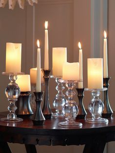 Amana Small Candlestick by Serena & Lily at Gilt