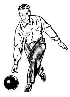 Bowling-retro-Image-GraphicsFairy2.jpg 1077×1500 pikseliä