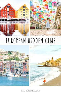 Hidden Gems of Europe and Why You Need to Visit Them - Grace J. Silla Europe Travel Guide, Europe Destinations, Europe Packing, Backpacking Europe, Packing Lists, Travel Packing, Travel Guides, European Vacation, European Travel