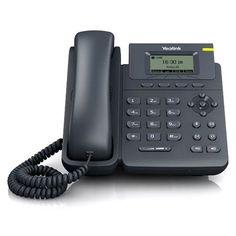 Yealink YEA-SIP-T19P  Enterprise IP Phone with 1 line #Yealink
