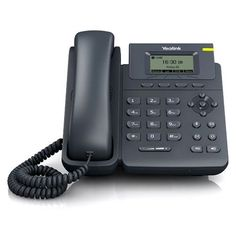 Yealink YEA-SIP-T19P  Enterprise IP Phone with 1 line #Yealink