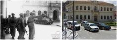 Soldati Tedeschi in Piazza caduti in guerra . #Barletta1943