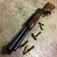 "Big Horn Armory model 89 ""SpikeDriver"" .500sw Magnum lever action carbine. #big #horn #armory #500 #smith #leveraction #rifle #guns #gunsdaily #gunporn #usa #merica #free #freedom #military #shooting #2 #2a #gta #hunting #art #molonlabe #707 #norcal #sportsmansarms #sportsmansarmsgunstore"