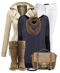 Cute Simple Winter Outfit Ideas