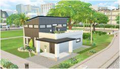 House 29 - Small House - The Sims 4 - Via Sims