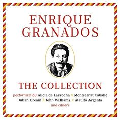 Shop for The Enrique Granados Collection. Starting from Choose from the 4 best options & compare live & historic music prices. Julian Bream, Wow Deals, Music Items, Classical Music, Reading, Books, Sony, Collection, Musica