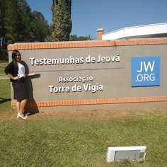 Photo shared by @rakeelsantoos I am of the Congregation Pecém in Fortaleza. But its picture is at Bethel headquarters of Jehovahs Witnesses in Brazil. Thank you for sharing
