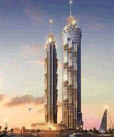 JW Marriott Marquies Dubái