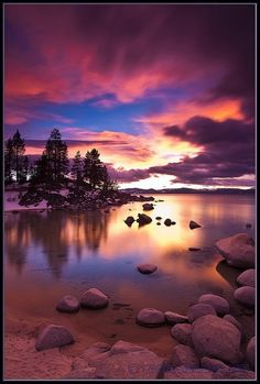 Lake Tahoe, California | UFOREA.org | The trip you want. The help they need.