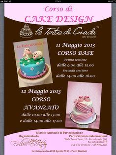 corsi di cake design itineranti toscana isola delba 1112 maggio