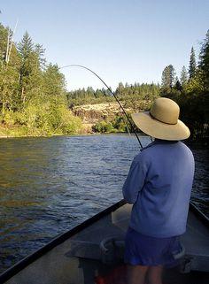 JerriKlam Klamath River, Trout, Fly Fishing, Explore, Fly Tying