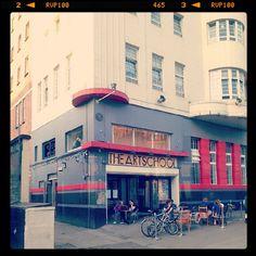 the artschool on sauchiehall street by @ijusty