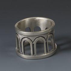 Donna Veverka Jewelry | Romanesque colonnade