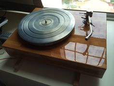 IKEA LAGAN Turntable Plinth - IKEA Hackers