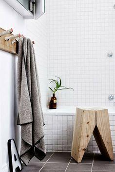 For my home : idées déco { 6 } ... le bois