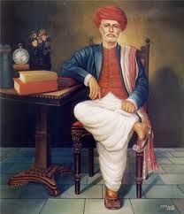 Jyotiba Phule: Along with wife Savitribai Phule started the first school for girls in India. People threw stones and cow dung at them, but they still continued. Currently some states in India have a higher female literacy rates than male! Salute this man!