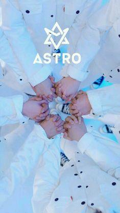 Handholding Astro Wallpaper