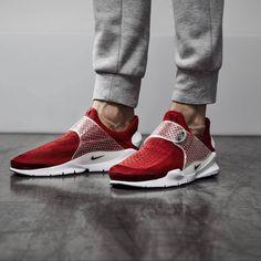 Nike Sock Dart Gym Red #sneakernews #Sneakers #StreetStyle #Kicks
