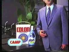 'La guerra de las vajillas', el videojuego español que se rió de 'Star Wars' - CINEMANÍA, Pero aún hay más: por esas mismas fechas, los televisores españoles se ven tomados al asalto por una campaña publicitaria bastante peculiar. La firma que la lleva a cabo esCamp,la responsable del entonces conocidísimo detergenteColón,y el protagonista de losspotsesManuel Luque.Este ingeniero químico, que ejerce como director general de la compañía, se dirige a los compradores con unas palabras…