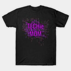 TECHie MOM Crypto Purple circuit - Mom - T-Shirt | TeePublic Circuit Games, Cyber, Mom, Purple, Mens Tops, T Shirt, Design, Future, Fashion