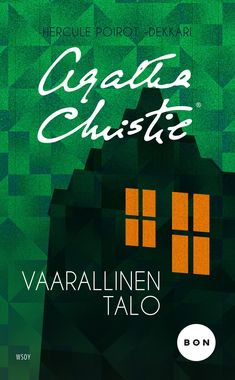 Agatha Christie Vaarallinen talo