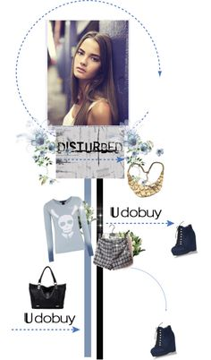 """""""UDOBUY-DISTURBED....."""" by story755 ❤ liked on Polyvore"""