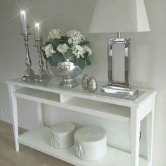 Legend home decoration silver - Dekoration Flur - Home Sweet Home Room Design, Decor, House Interior, Apartment Decor, Diy Home Decor, Home, Interior, Home Decor, Hallway Decorating
