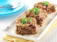 Casserole de riz brun, lentilles et haricots