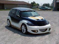 christian_PT's 2001 Chrysler PT Cruiser in clarkesville,